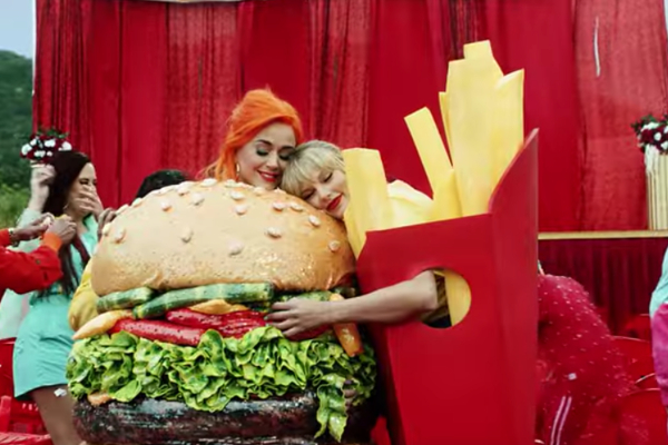 Taylor Swift y Katy Perry se reconcilian