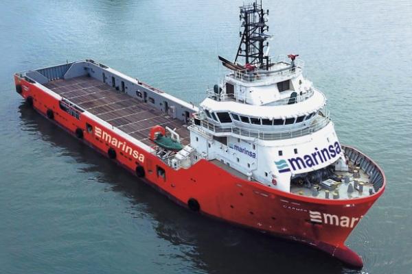 MARINSA incorpora Plataforma a la Sonda de Campeche