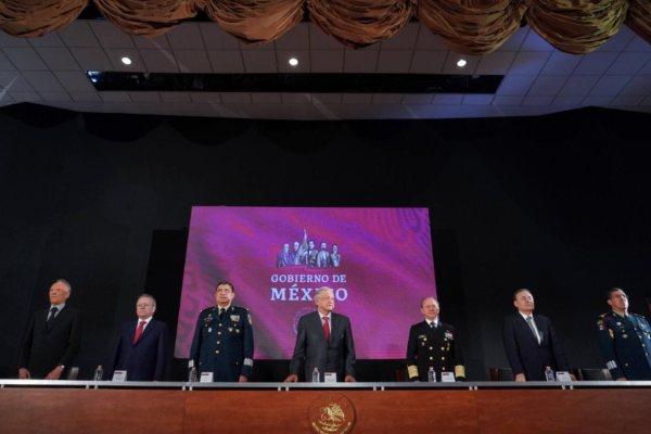 Fuerzas Armadas AMLO López Obrador