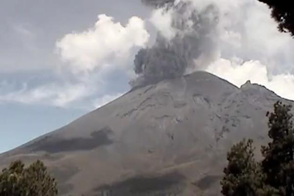 Cuarta-explosion-17-junio-volcan-Popocatepetl