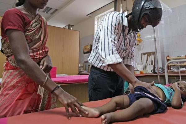 Lichis causan muerte de cientos de niños en la India