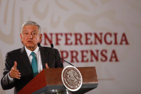Conferencia Matutina AMLO López Obrador