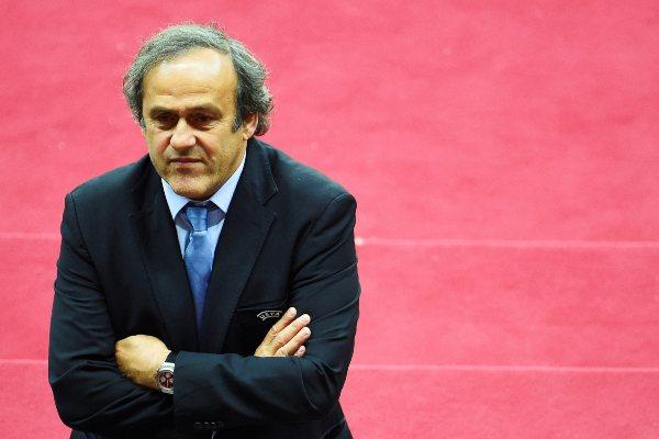 Michel Platini Francia FIFA UEFA