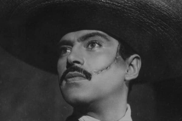 Pedro Armendáriz.