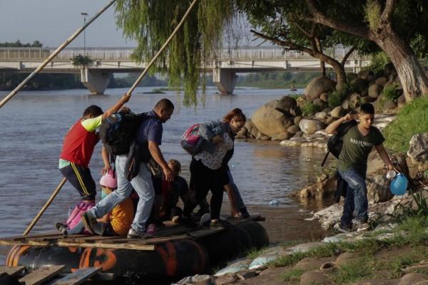 migrantes suchiate