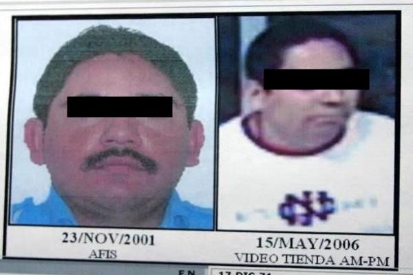 El Meme hombre que recibió 392 años de prisión. Foto: Especial
