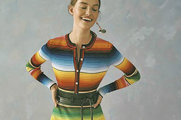 Además de Carolina Herrera, la diseñadora Isabel Marant y la firma española Intropia también fueron acusadas de plagio. Foto: Especial.