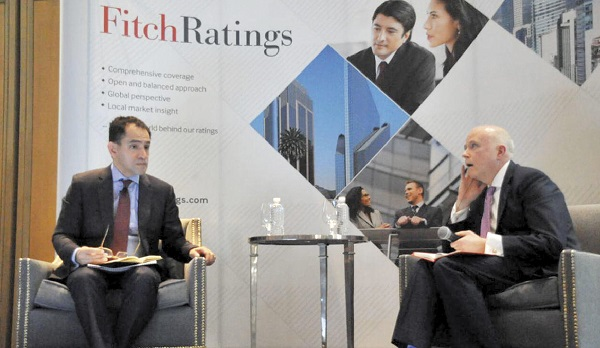 VISIÓN. El subsecretario de Hacienda dijo que el FEIP es una defensa para situaciones adversas. Foto: Especial