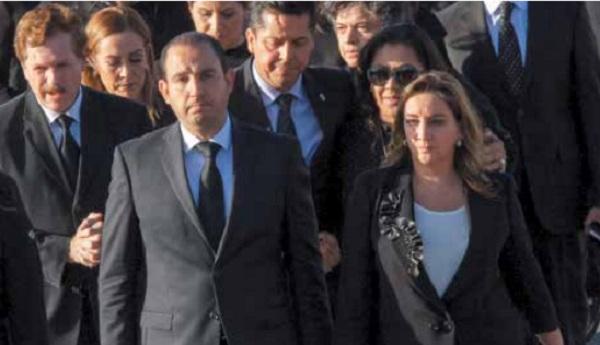 PACTO. Marko Cortés y Claudia Ruiz Massieu anuncian hoy el bloque contra Morena. Foto: Cuartoscuro