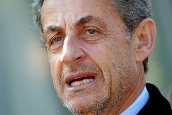 Nicolas Sarkozy Francia