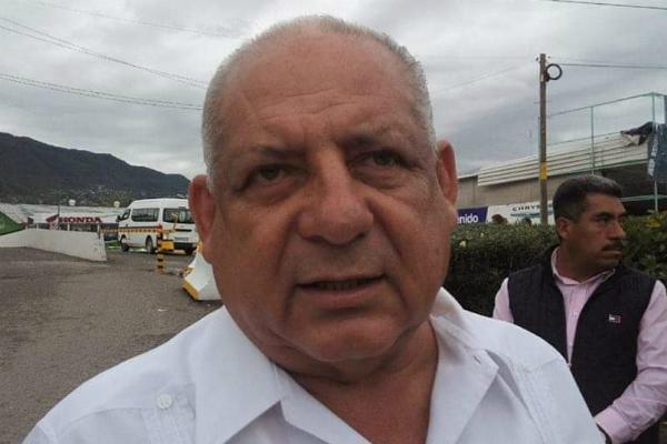 El Secretario de Agricultura, Ganadería, Pesca y Desarrollo Rural, Juan José Castro Justo alertó sobre el riesgo. Foto: Especial.