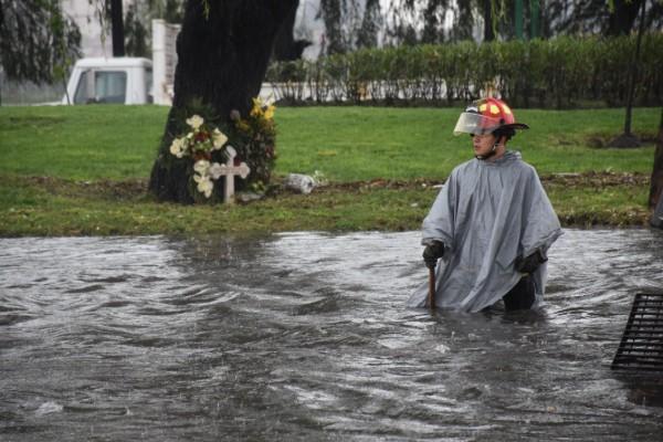 inundaciones en metepec