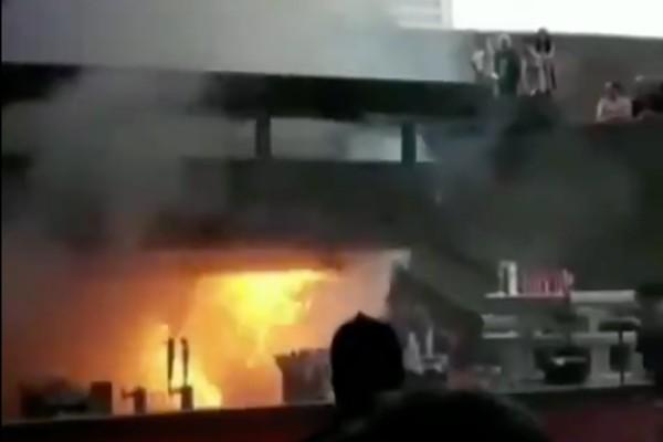 incendio auditorio nacional
