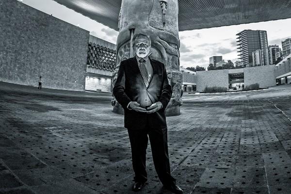 Javier Ramírez Campuzano estuvo presente en el homenaje. Foto: Yaz Rivera