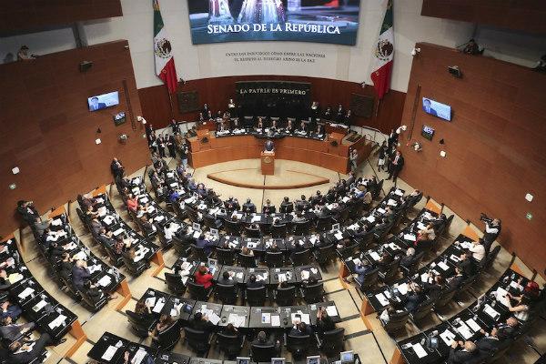 Los perfiles de Ángel Carrizales y Edmundo Sánchez fueron rechazados una vez más del Senado. Foto: Especial.