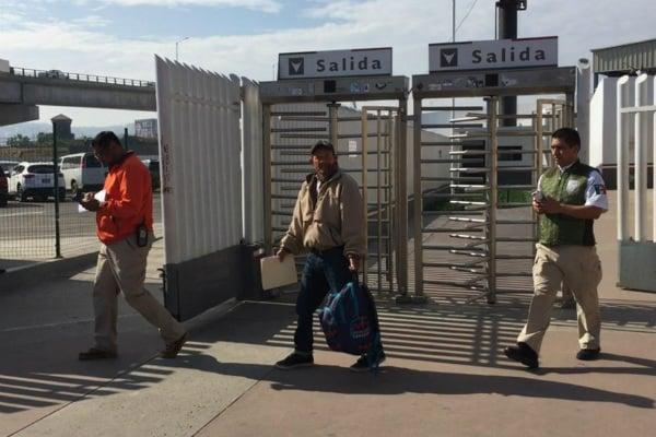 El mayor incremento de migrantes se registró en Ciudad Juárez. Foto: Especial.