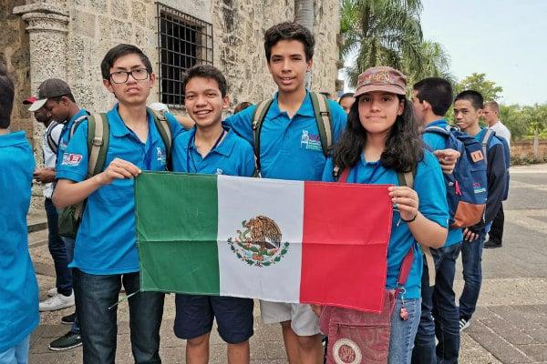 México ganó dos medallas de oro y dos de plata. Foto: Especial.