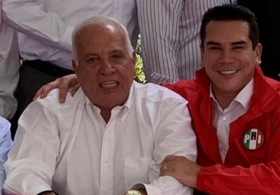 José Ramón Martel López y Alejandro Moreno Cárdenas
