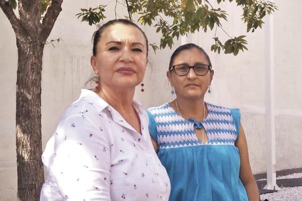 Varios grupos mantienen un proceso legal comercial; otros, un proceso penal. Foto: Patricia López.