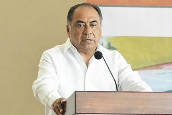 El gobernador de Guerrero dijo que el Presidente impulsará la entrega del recurso. Foto: Especial.