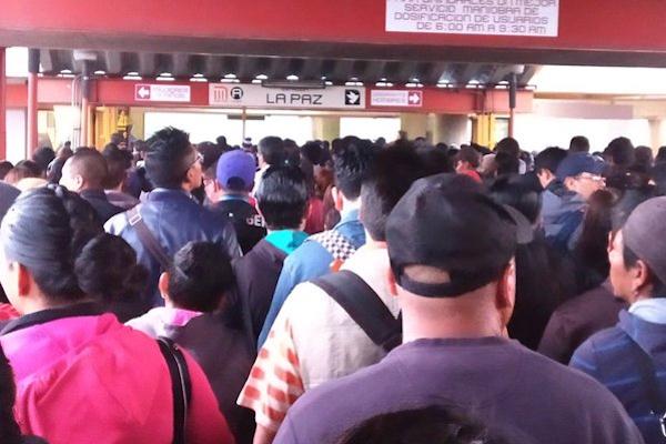 Retrasos-Metro-Líneas-saturadas-CDMX