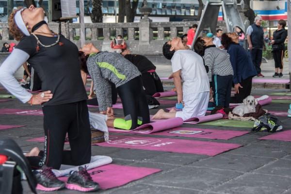 dia internacional del yoga relación con el medio ambiente