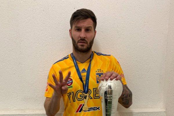 André-Pierre Gignac Tigres Libertadores