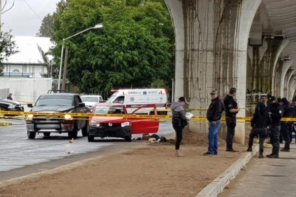 Enfrentamiento en Guadalajara