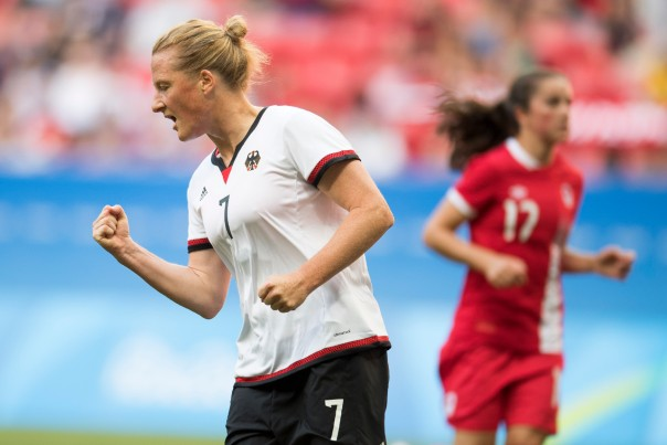 Alemania se impuso a Sudáfrica y hoy enfrentará a Nigeria. Foto: Mexsport