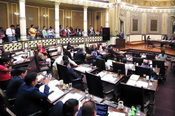 Los 41 legisladores deberán estudiar los reclamos, para después dar luz verde o no a la supresión del poder. Foto: Enfoque.