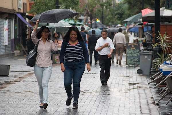 Pronóstico del clima en México sábado 22 de junio