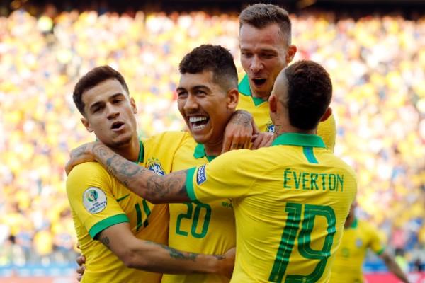 brasil vence a peru en copa america