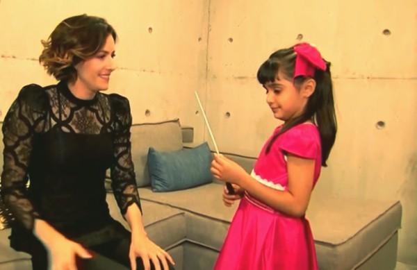 Al término del concierto, las directoras conversaron de música. Foto: Especial