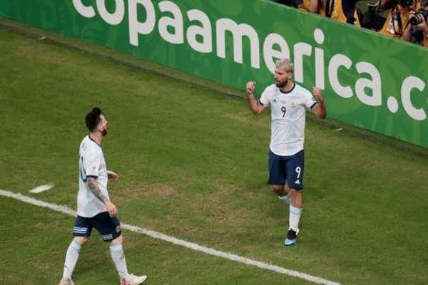 Con este resultado Argentina consigue cuatro puntos. Foto: Argentina