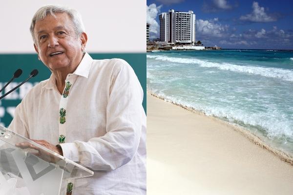 AMLO venderá casa presidencial de Cozumel. Foto: Especial