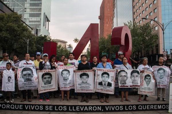 Ayotzinapa ONU Tortura