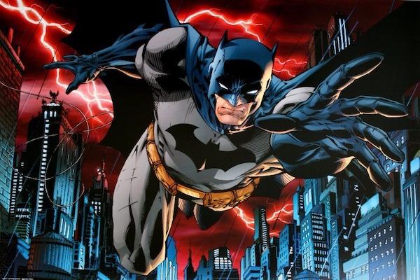 Batman-DC-Comics-estrella-Paseo-de-la-Fama-Hollywood