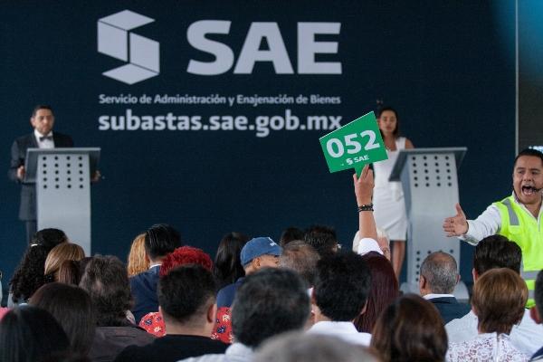 Subasta de inmuebles no resultó como el Gobierno México esperaba.