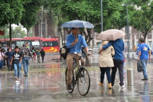 Se esperan fuertes precipitaciones de entre las 16:00 a 22:00 horas. Foto Especial