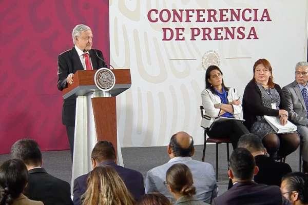 López Obrador asegura que se terminó el