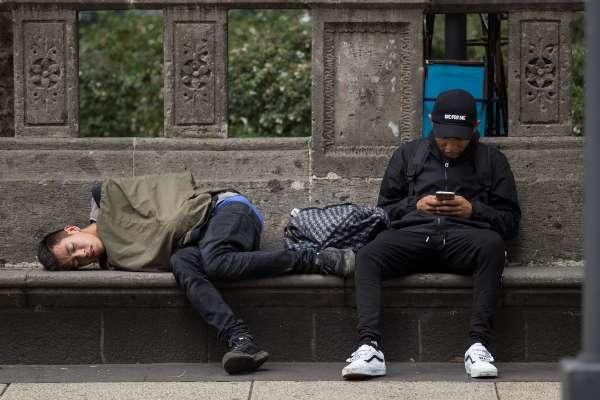 AMLO aseguró que las bandas delictivas son un problema heredado. Foto: Archivo   Cuartoscuro