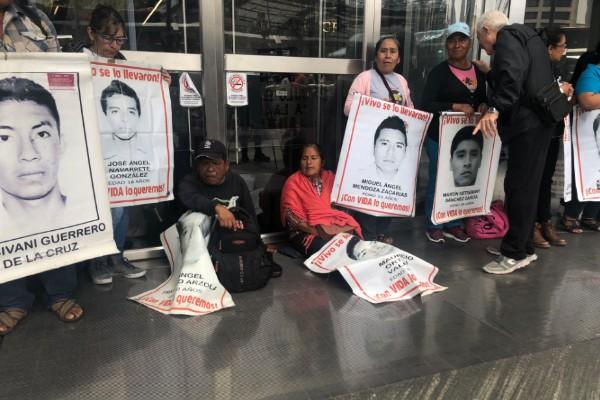 fgr normalistas ayotzinapa