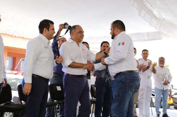 Los apoyos forman parte del Programa de Fortalecimiento para la Seguridad. Foto: Especial
