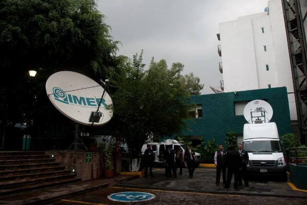 El presidente del Sistema Público de Radiodifusión del Estado Mexicano, Jenaro Villamil apuntó que la crisis se resolverá. Foto: Especial.