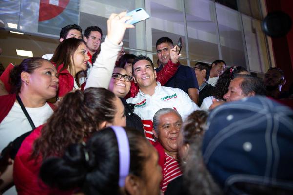 Alejandro Moreno afirmó que el reto más grande del PRI hoy es recobrar la confianza de la militancia