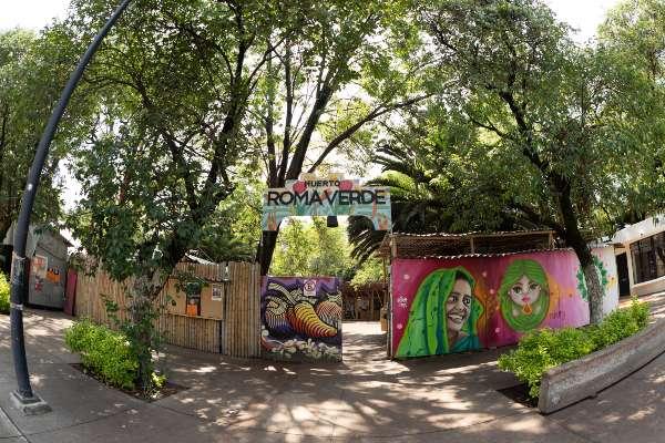 El espacio invita a los amantes de la naturaleza a pasar horas en el recinto. Foto: Yaz Rivera