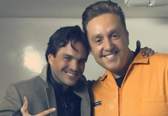 Kuno Becker y Daniel Bisogno.