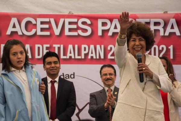 A través de una tarjeta informativa, Tlalpan esclareció en siete puntos la situación. Foto Especial
