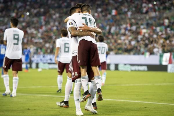 Alineación México - Costa Rica Copa Oro