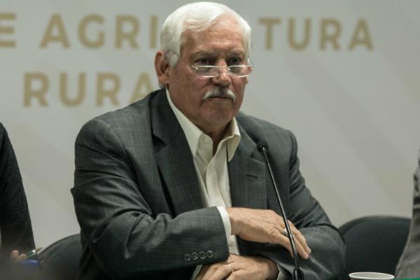 Víctor Villalobos, titular de la Secretaría de Agricultura y Desarrollo Rural. Foto: Especial.